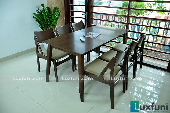 Tổng hợp 10+ mẫu bàn ghế ăn gỗ đẹp hiện đại -6