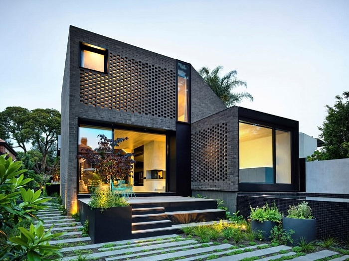 Tổng hợp mẫu thiết kế nhà ở đẹp nhất 2020-3