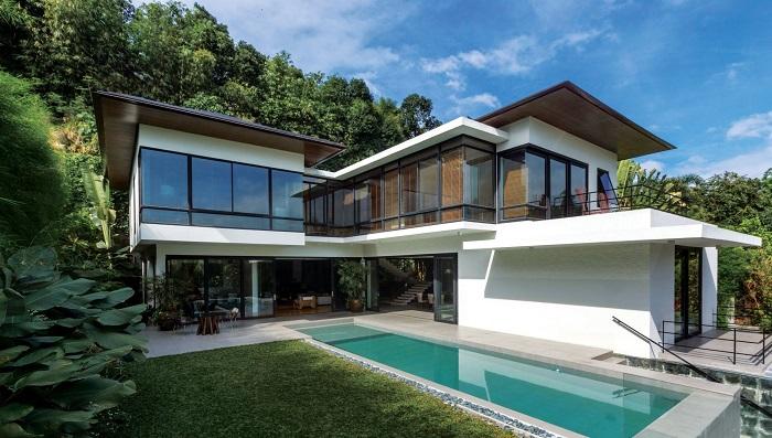 Tổng hợp mẫu thiết kế nhà ở đẹp nhất 2020-6