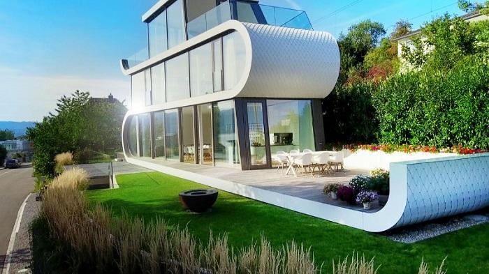 Tổng hợp mẫu thiết kế nhà ở đẹp nhất 2020-7