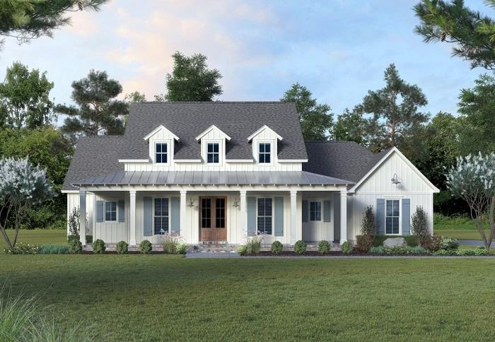 Tổng hợp mẫu thiết kế nhà ở đẹp nhất 2020-8