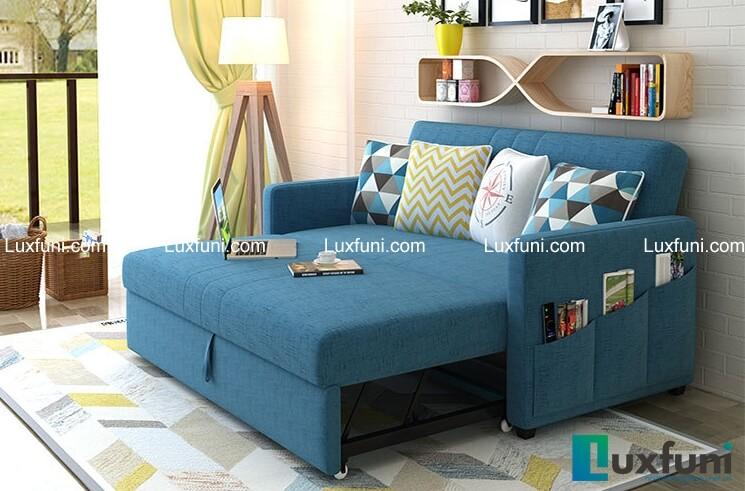 ghế sofa giường- tiện lợi và hiện đại.-1