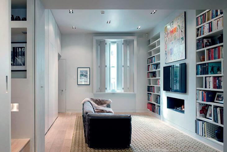 Kệ sách thông minh - giải pháp cho nhà diện tích hẹp-3