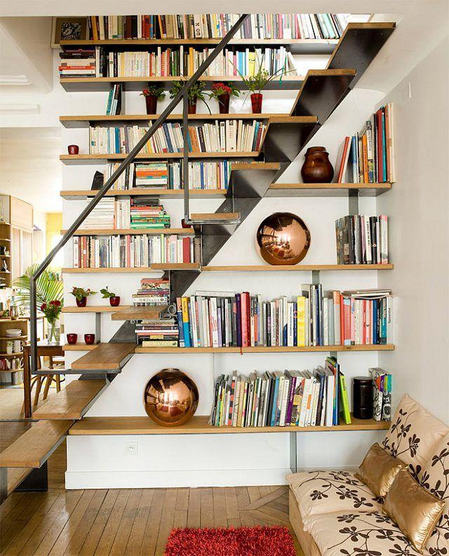 Kệ sách thông minh - giải pháp cho nhà diện tích hẹp-5