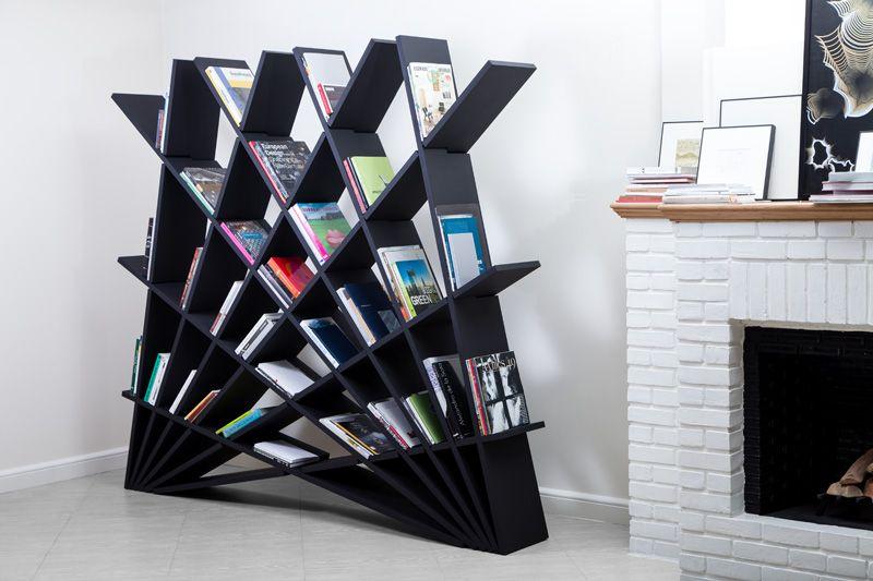 Kệ sách thông minh - giải pháp cho nhà diện tích hẹp-7