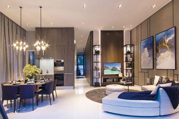 Cách trang trí phòng khách chung cư đẹp, ấn tượng