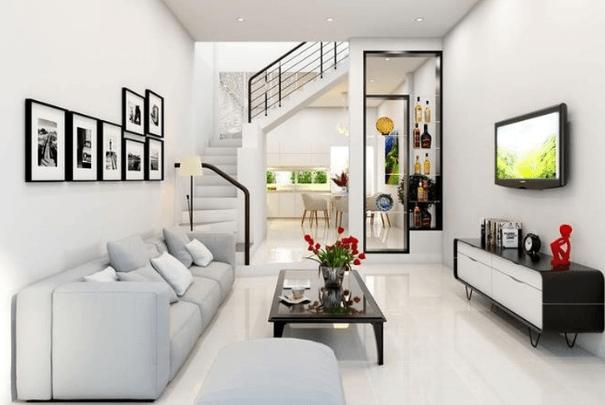 Cách trang trí phòng khách chung cư đẹp, ấn tượng-8