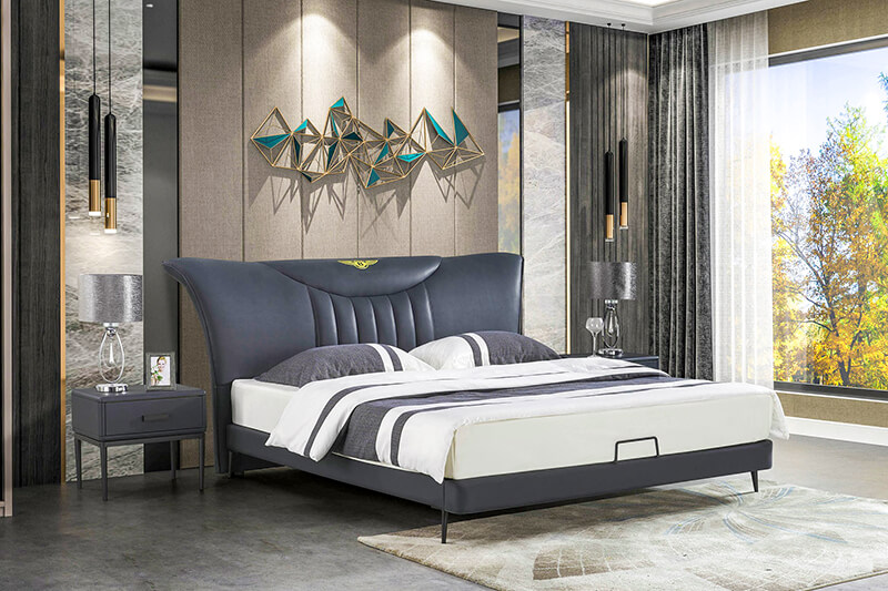 Một không gian sống hiện đại không thể thiếu đi sự góp mặt của các bức tranh treo tường nghệ thuật. Không gian phòng ngủ của bạn sẽ trở nên đẹp hơn