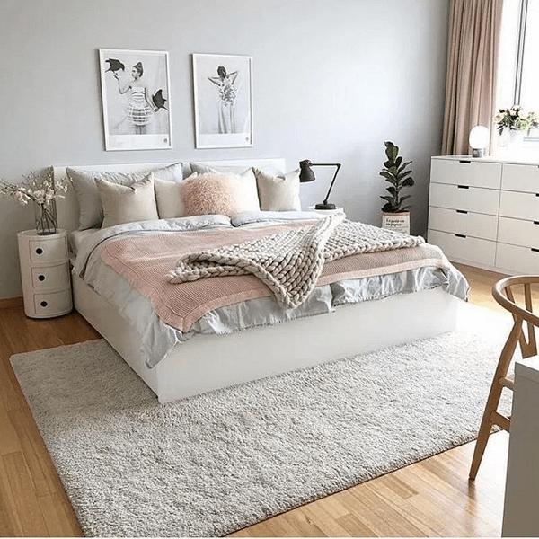 Vài mẹo nhỏ giúp trang trí phòng ngủ đẹp và độc đáo-1-1