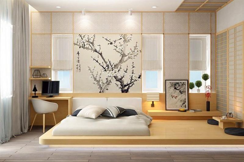Vài mẹo nhỏ giúp trang trí phòng ngủ đẹp và độc đáo