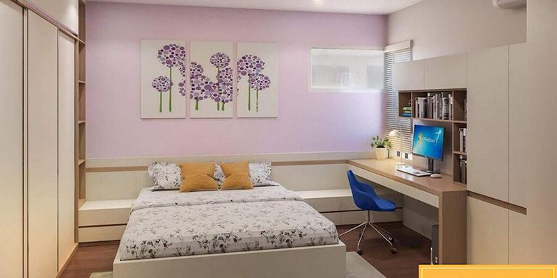 Vài mẹo nhỏ giúp trang trí phòng ngủ đẹp và độc đáo-3