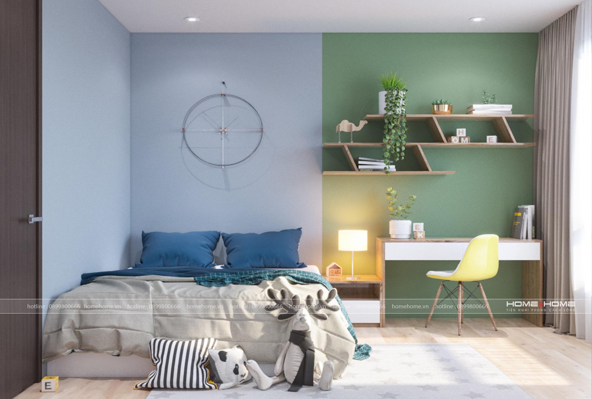 Vài mẹo nhỏ giúp trang trí phòng ngủ đẹp và độc đáo-5