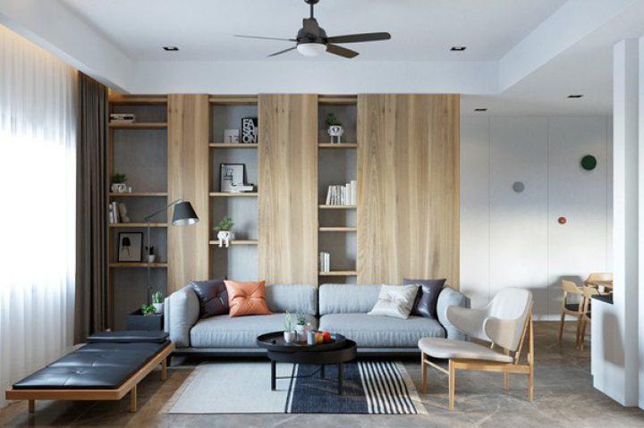 BÍ quyết trang trí nội thất phòng khách nhỏ