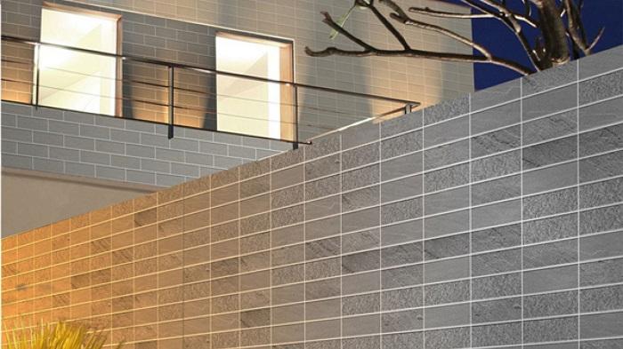 gạch ốp tường ngoại thất viglacera