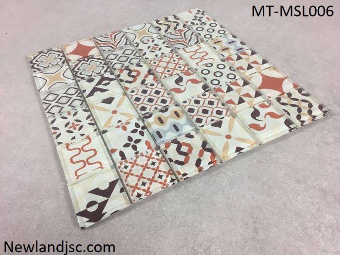 gạch mosaic trang trí MT-MSL 006