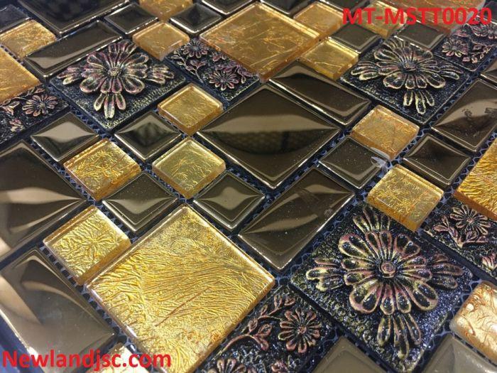 gạch mosaic ốp bếp là gì