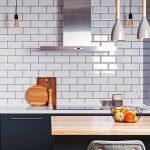 Đón đầu xu hướng với 5 loại gạch ốp tường bếp đẹp bền sạch