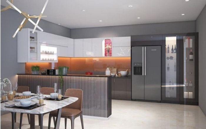 Nhà bếp hiện đại và tiện dụng đẹp nhất