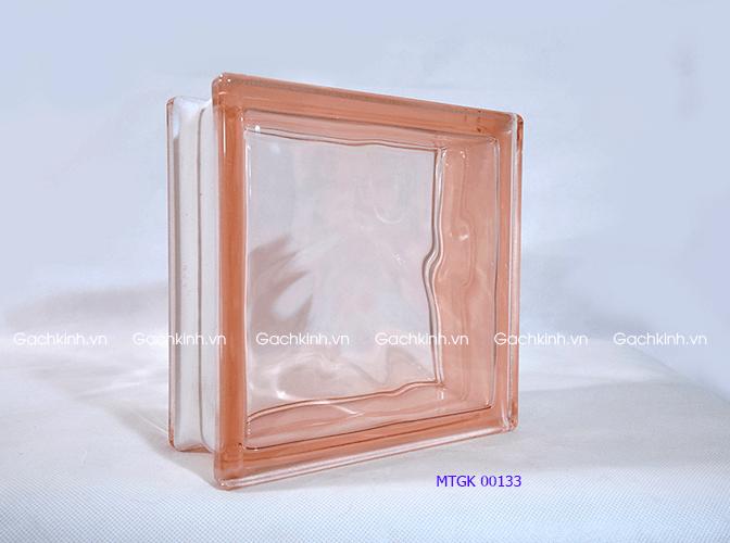 Gạch kính Indonesia màu hồng